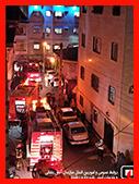 جدال با آتش در پی آتش گرفتن سقف خانه ویلایی/ آتش نشانی رشت