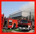 عملکرد 24 ساعته آتش نشانان شهر باران/آتش نشانی رشت