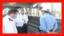 با حضور مدیران آتش نشانی و خدمات ایمنی شهرداری رشت؛ بازدید تخصصی مسیر راه آهن شمال 2 با هدف ارزیابی توان امداد و نجات/ آتش نشانی رشت