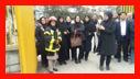 آموزش ایمنی و آتش نشانی به کارکنان اداره پست /آتش نشانی رشت