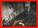 صبح امروز رخ داد: آتش سوزی منزل مسکونی در پیرکلاچای /آتش نشانی رشت