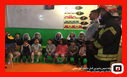 آموزش ایمنی وآتش نشانی به مناسبت گرامیداشت 7 مهر روز ایمنی و آتش نشانی/آتش نشانی رشت