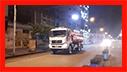 عملیات تزریق محلول ضد عفونی به خودروهای لجستیکی جهت گند زدائی معابرسطح شهر رشت/ آتش نشانی رشت